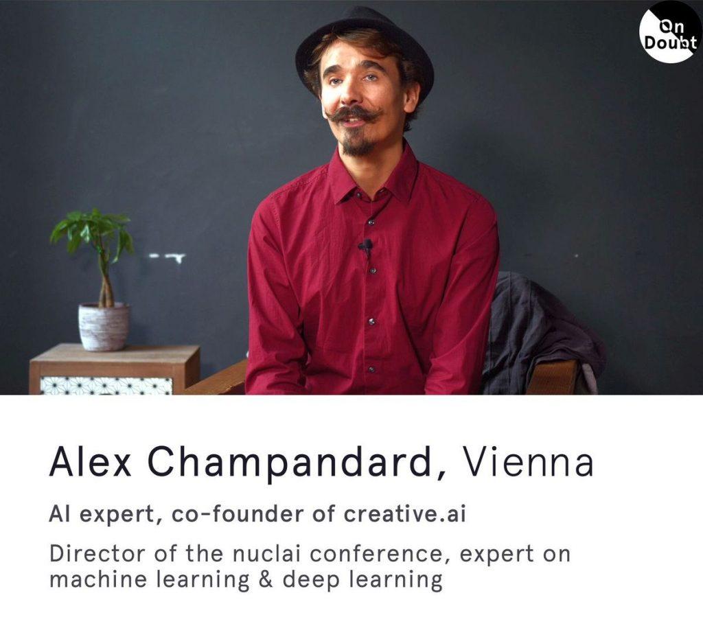 Alex Champandard