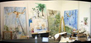 Studio View, 2011