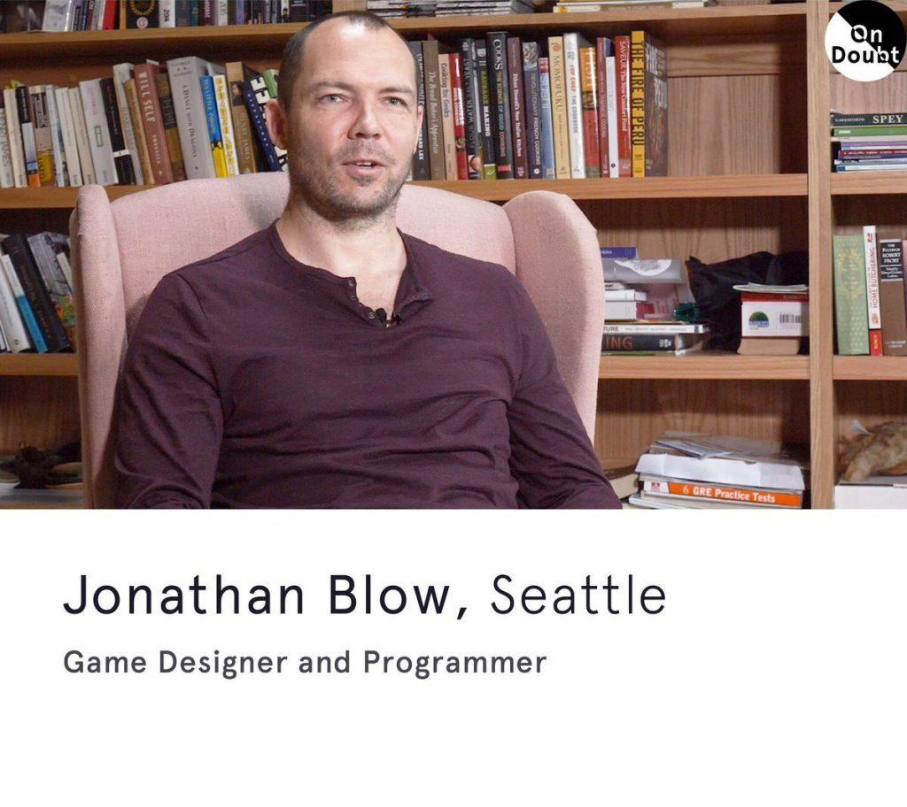 Jonathan Blow