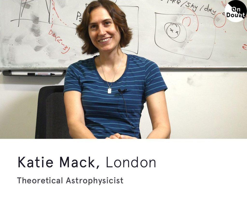 Katie Mack